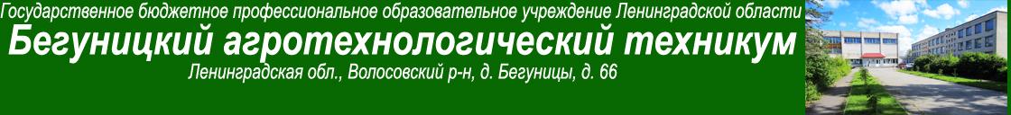 Электронная информационно-образовательная среда Бегуницкого агротехнологического техникума